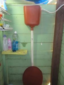 Amazon RIver plumbing.