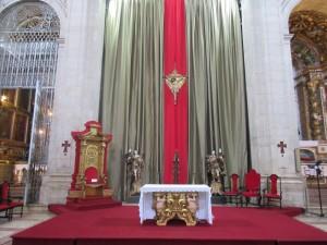 Catedral Basilica - Altar