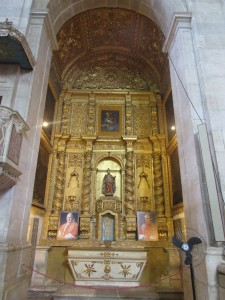 Catedral Basilica - Apse