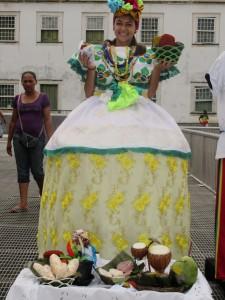 Carlie, Bahia Style