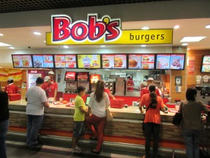 Not exactly In 'n Out, but Bob knows Burgers