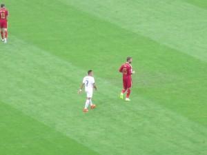 Sergio Ramos, naturally