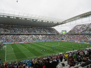 Arena Corinthians - Pre-game (England vs. Uruguay)
